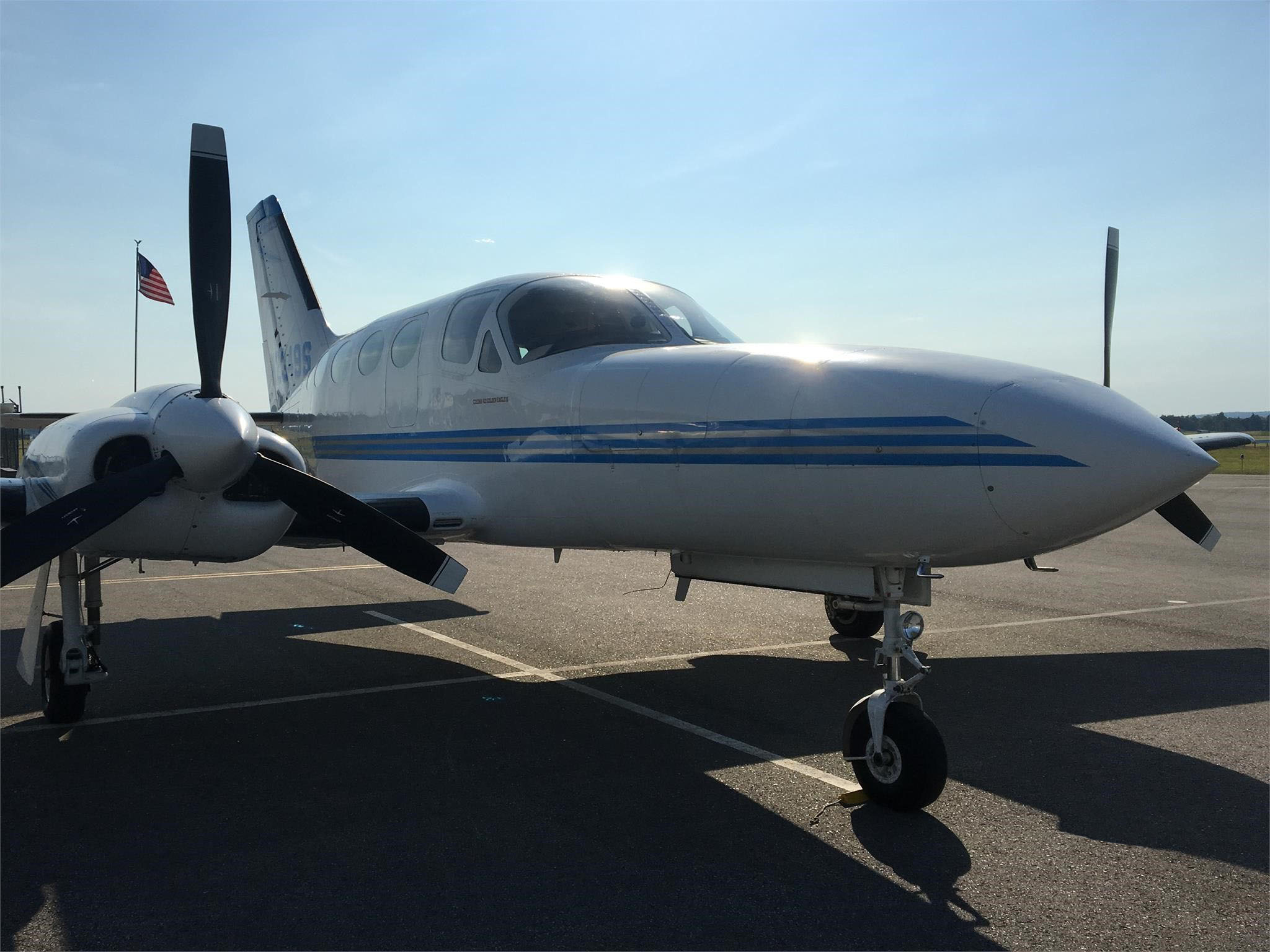 Aircraft Listing - Cessna 421C listed for sale