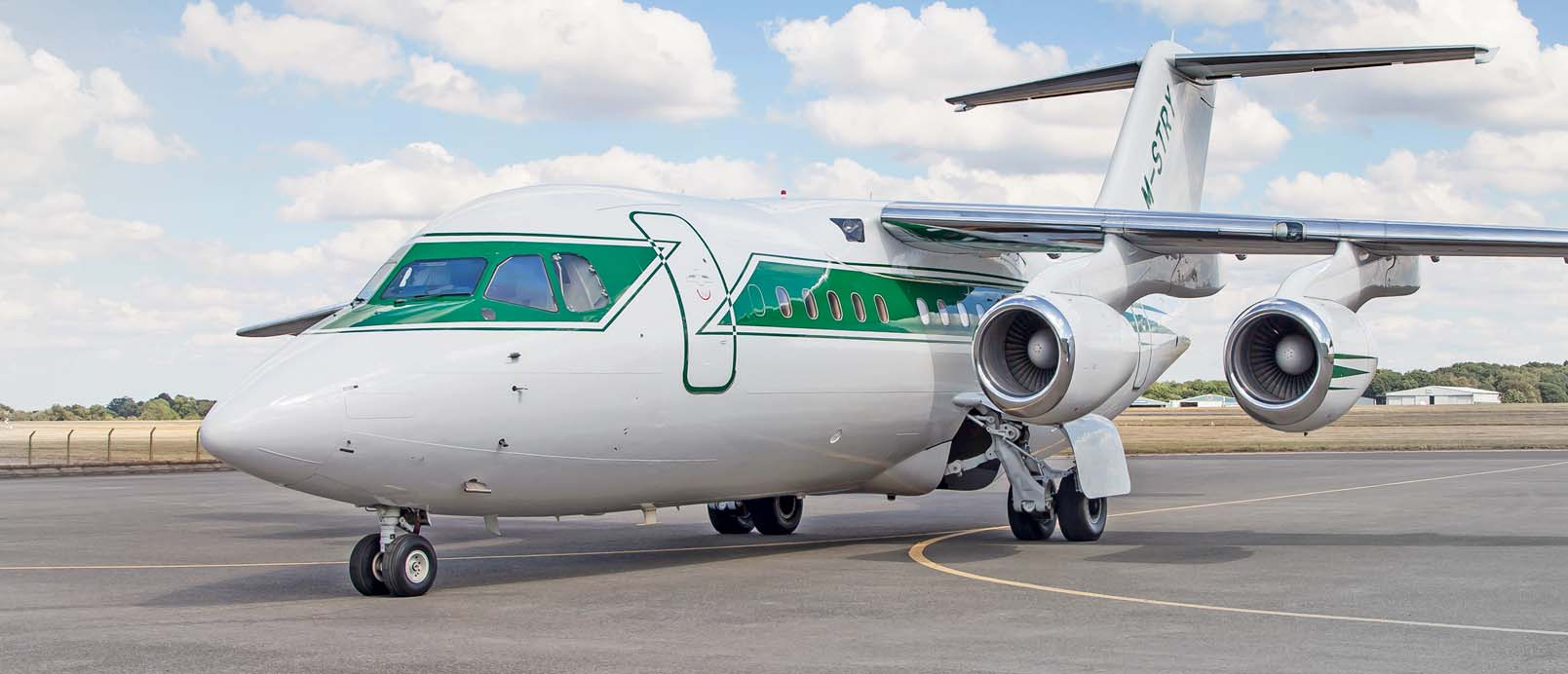 Aircraft Listing - BAE RJ-70 listed for sale