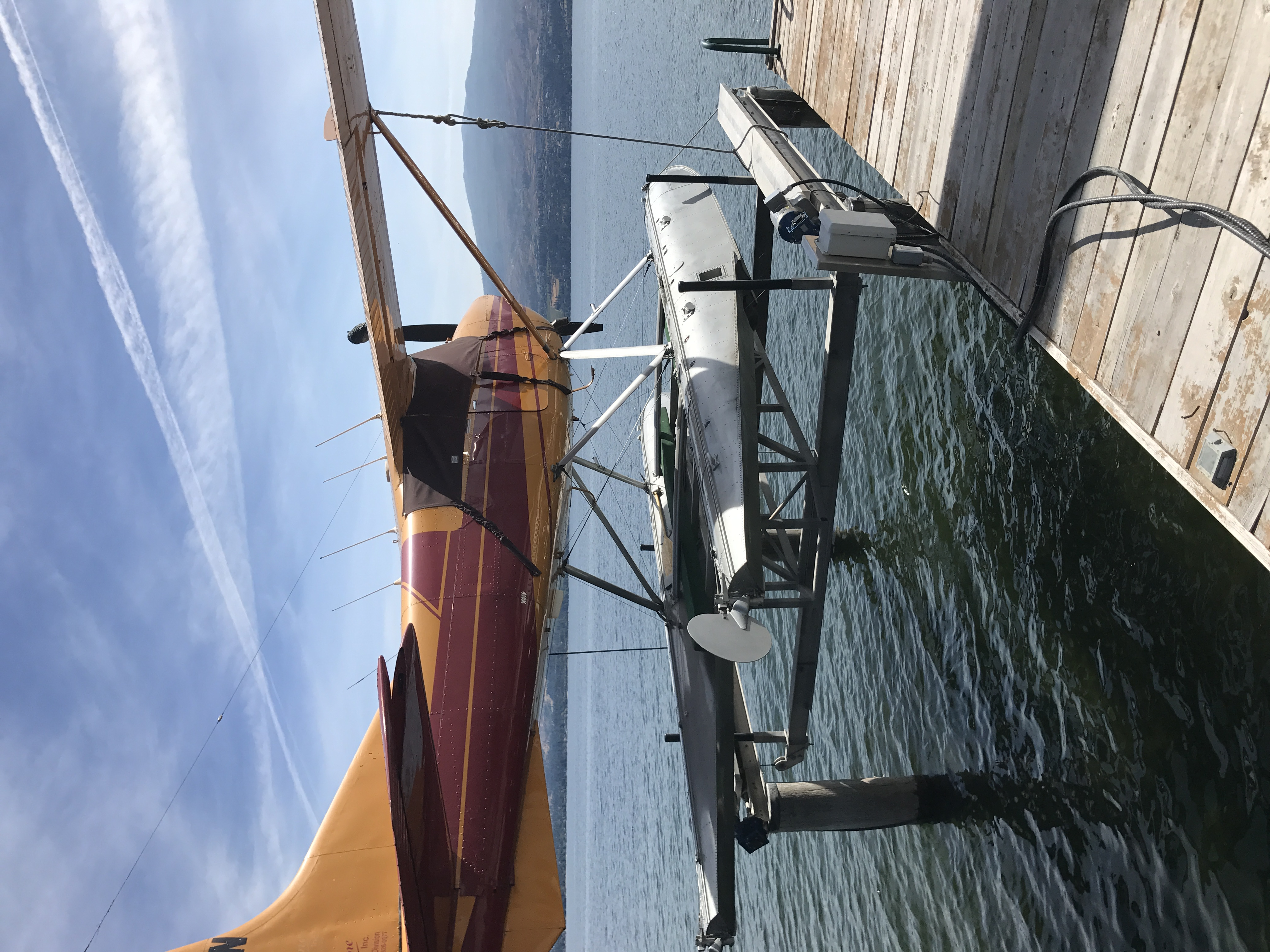 Aircraft Listing - Cessna 185 listed for sale