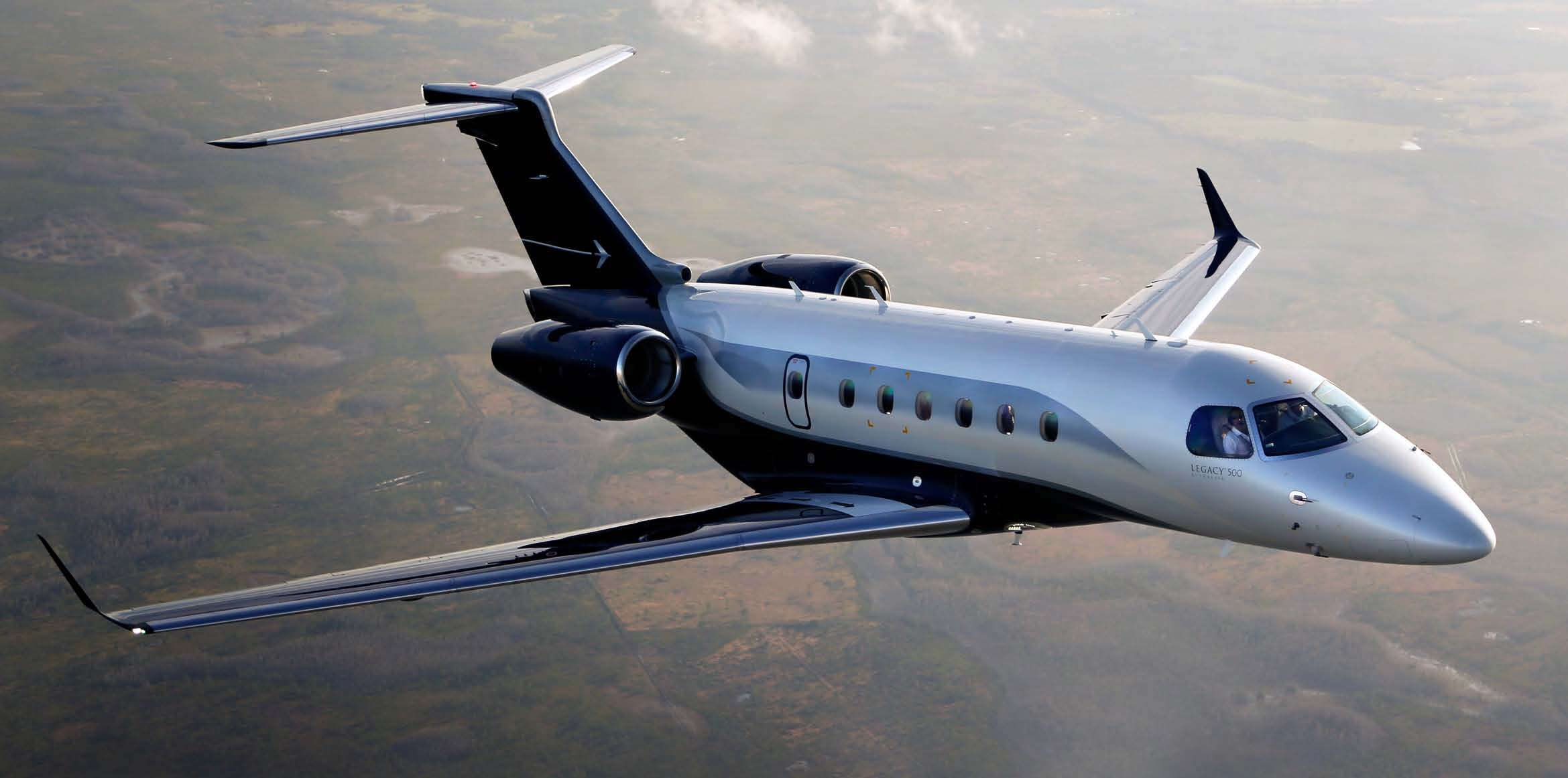 Aircraft Listing - Legacy 500 listed for sale