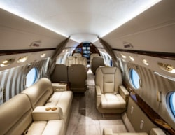 Private jet for sale charter: 2004 Gulfstream G450 heavy jet