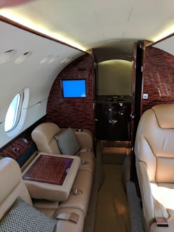Private jet for sale charter: 2004 Hawker 800XP midsize jet