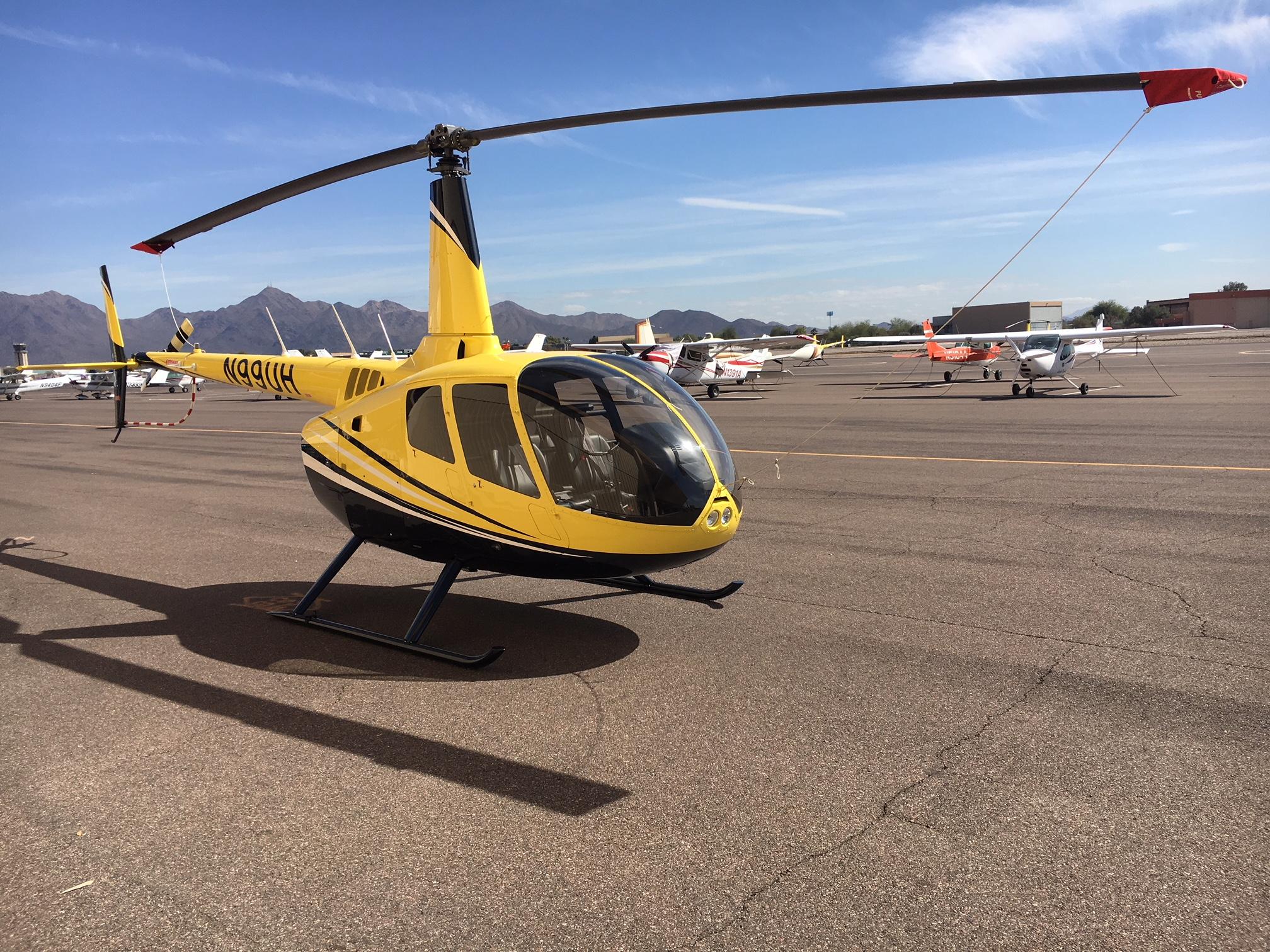 Aircraft Listing - Robinson R66 listed for sale