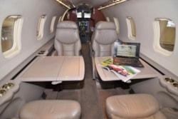 Private jet for sale charter: 1998 Learjet 45 light jet