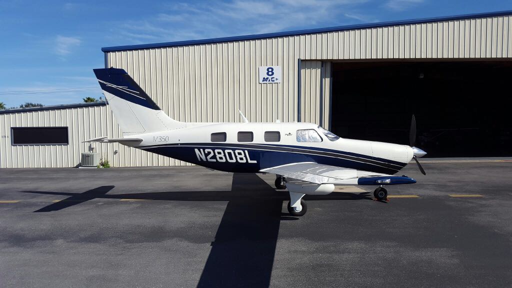 Aircraft Listing - Malibu Mirage PA-46-350P listed for sale