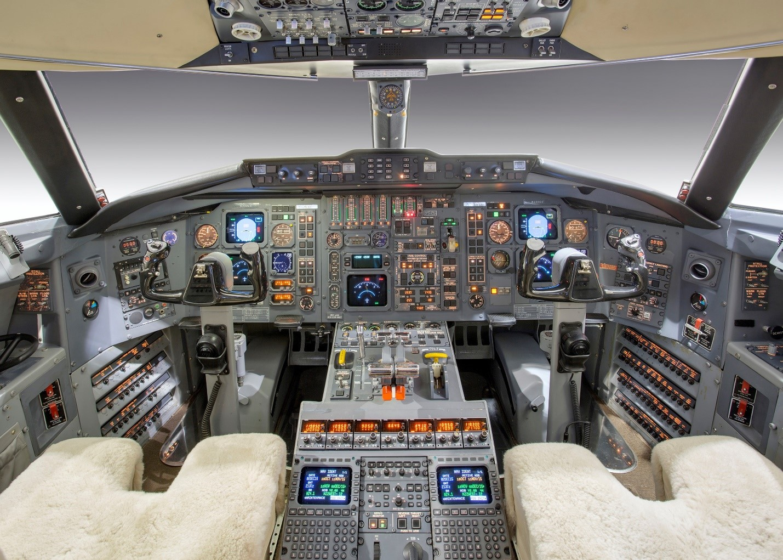 Challenger 601-3A/ER panel