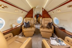 Private jet for sale charter 2010 Gulfstream G550 long range heavy jet