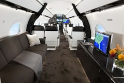 Private jet for sale charter: 2015 Gulfstream G650ER ultra long range heavy jet