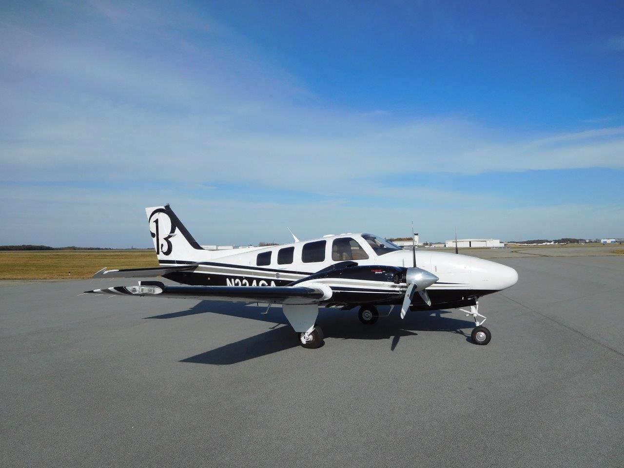 Aircraft Listing - Baron G58 listed for sale