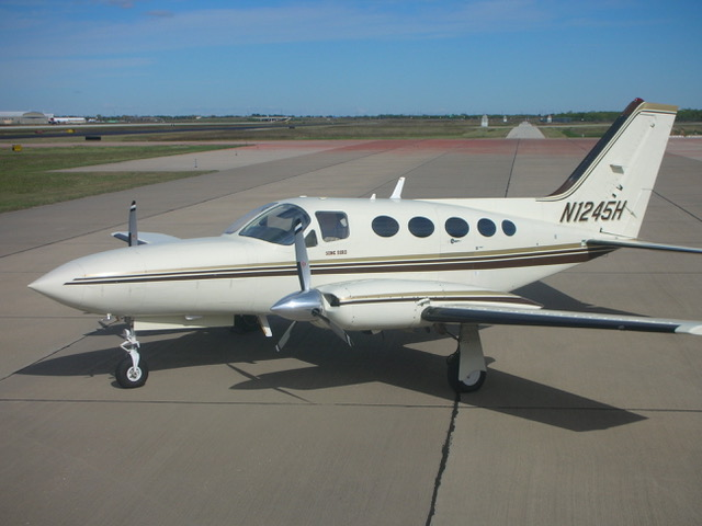 Aircraft Listing - Cessna 414A listed for sale