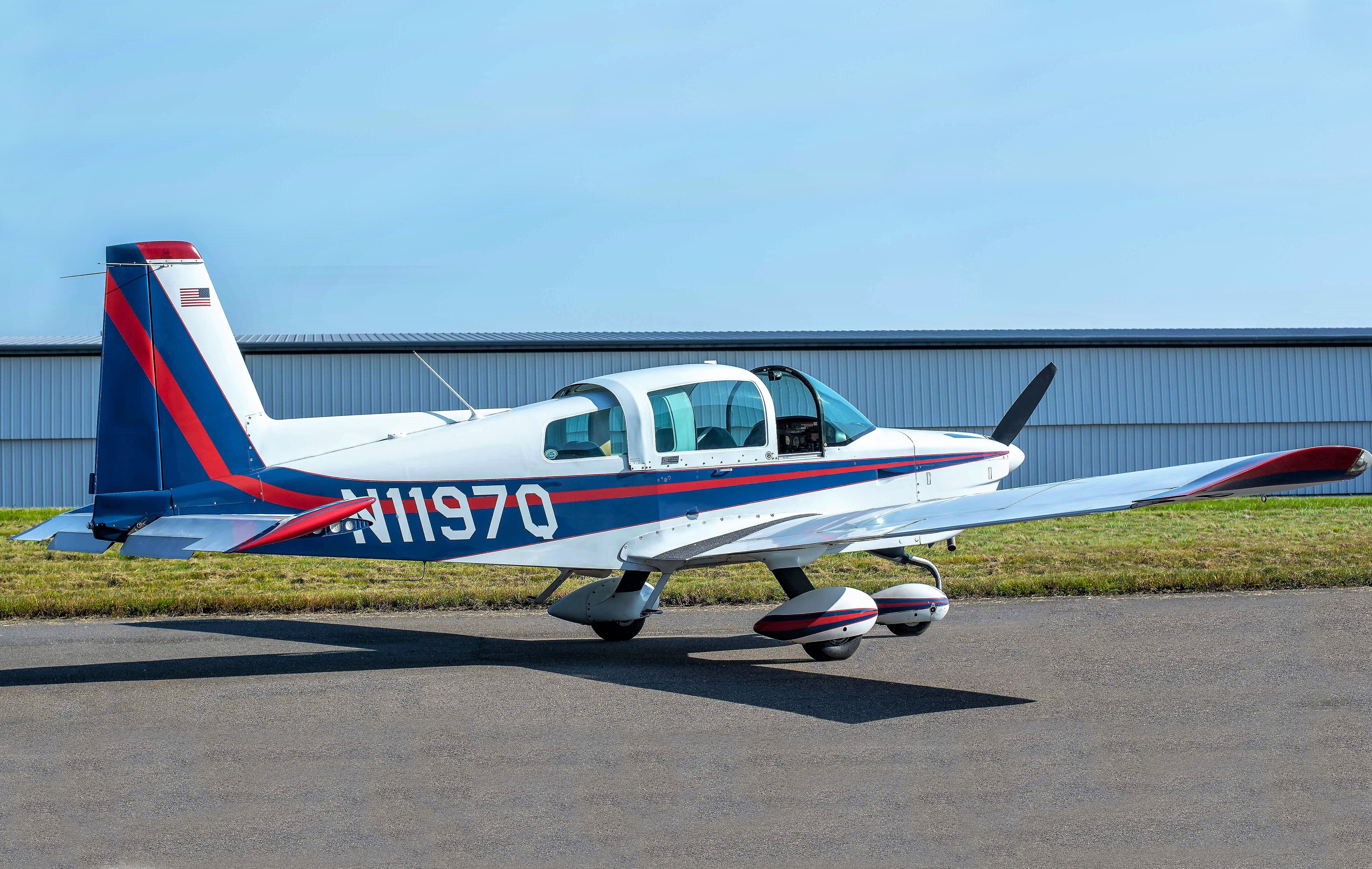 Aircraft Listing - Tiger AG5B listed for sale