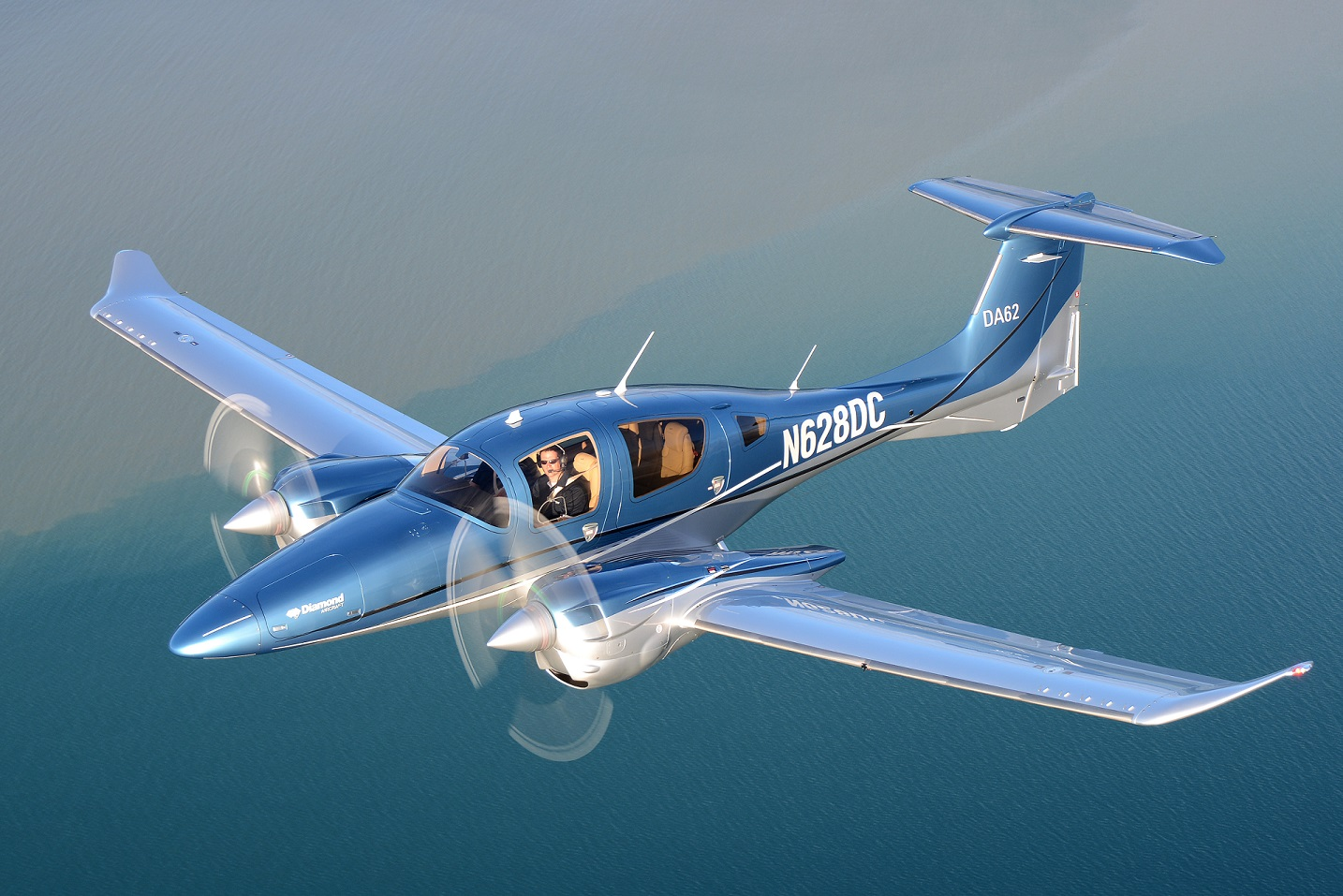 Aircraft Listing - DA 62 listed for sale