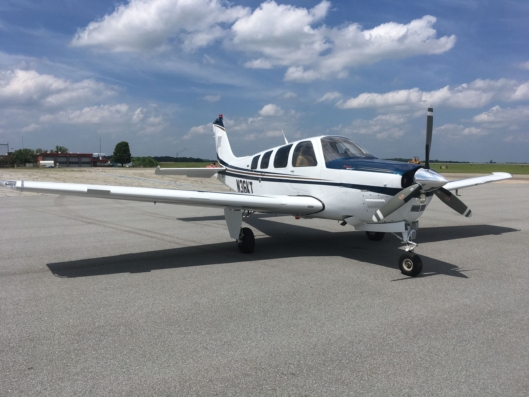 Aircraft Listing - Bonanza G36 listed for sale