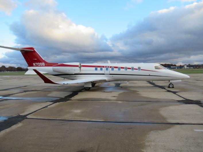 Private jet for sale charter: 2017 Bombardier Learjet 75 light jet