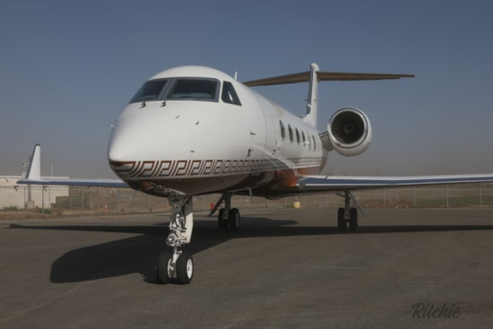 Private jet for sale charter: 2011 Gulfstream G450 heavy jet