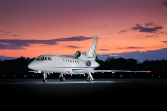 Private jet for sale charter: 2002 Dassault Falcon 50EX supermid jet