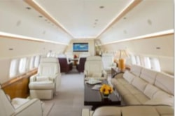 Private jet for sale charter: Boeing Business Jet VIP airliner