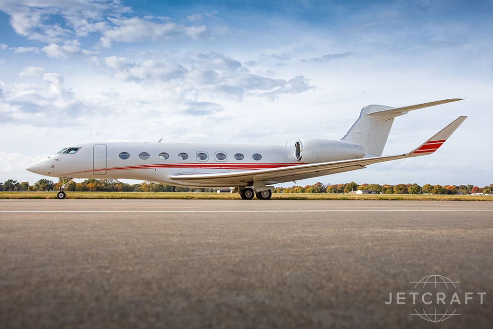 Aircraft Listing - Gulfstream G650 listed for sale