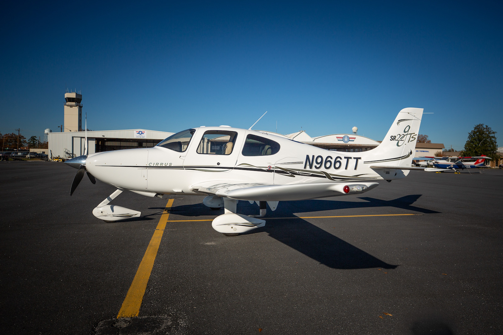Aircraft Listing - Cirrus SR22-G2 GTS listed for sale