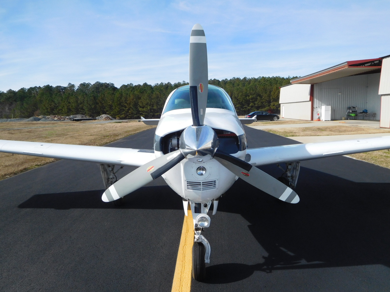 Aircraft Listing - Bonanza B36 TC listed for sale