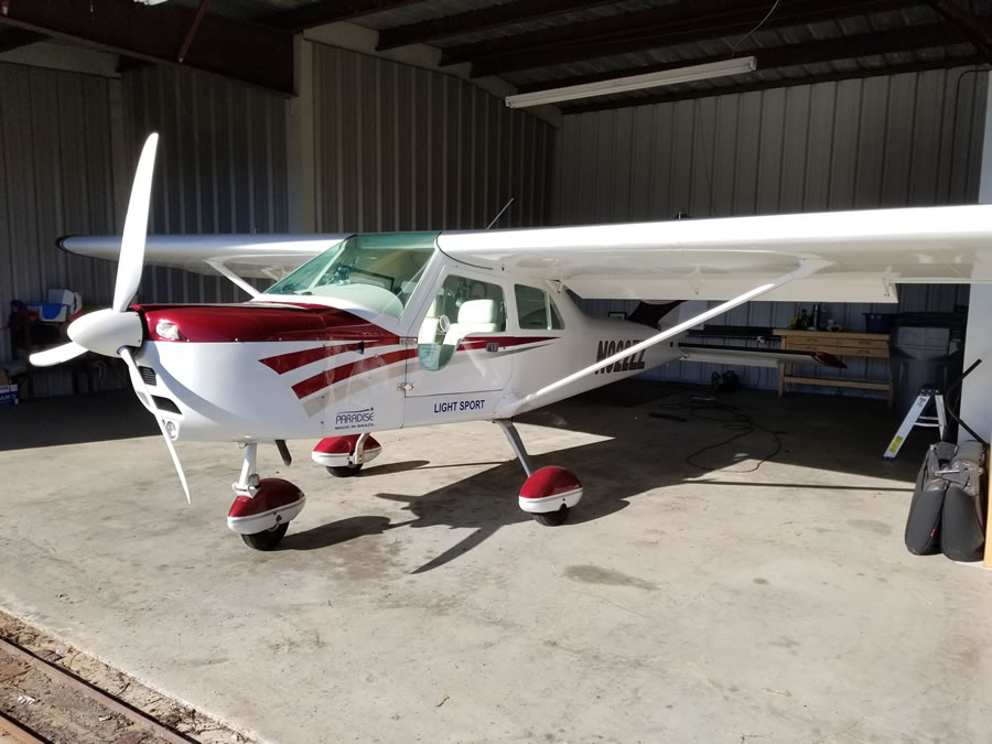 Aircraft Listing - Paradise P1 listed for sale
