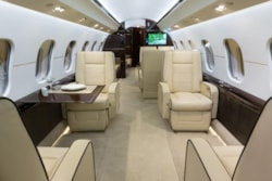 Private jet for sale charter: 2013 Bombardier Global 6000 ultra long range heavy jet