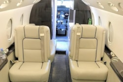Private jet for sale charter: 2012 Gulfstream G150 midsize jet