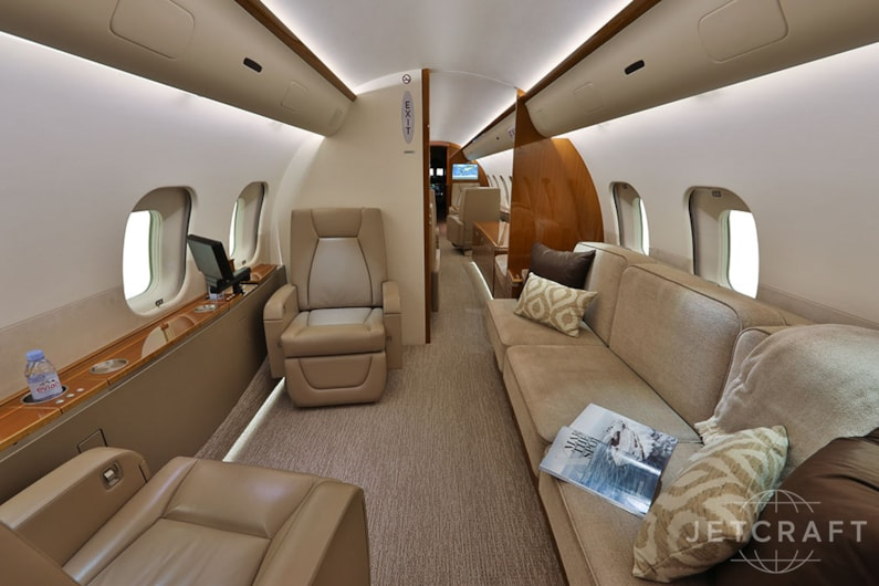 Private jet for sale charter: 2012 Bombardier Global 5000 heavy jet