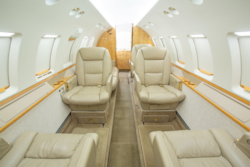 Private jet for sale charter: 1996 Hawker 800XP midsize jet