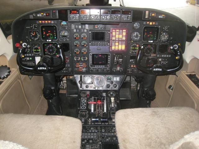 Astra 1125 panel