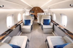 Private jet for sale charter: 2016 Bombardier Challenger 650 heavy jet