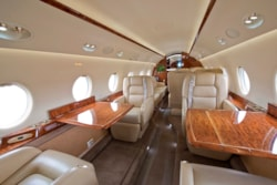 Private jet for sale charter: 2008 Gulfstream G200 super-midsize jet