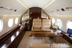 Private jet for sale charter: 2003 Dassault Falcon 2000EX heavy jet