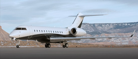 Private jet for sale charter: 2001 Bombardier Global Express long range heavy jet