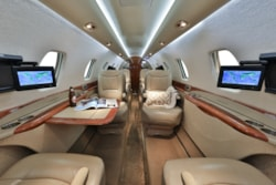 Private jet for sale charter: 2007 Cessna Citation Sovereign supermid jet
