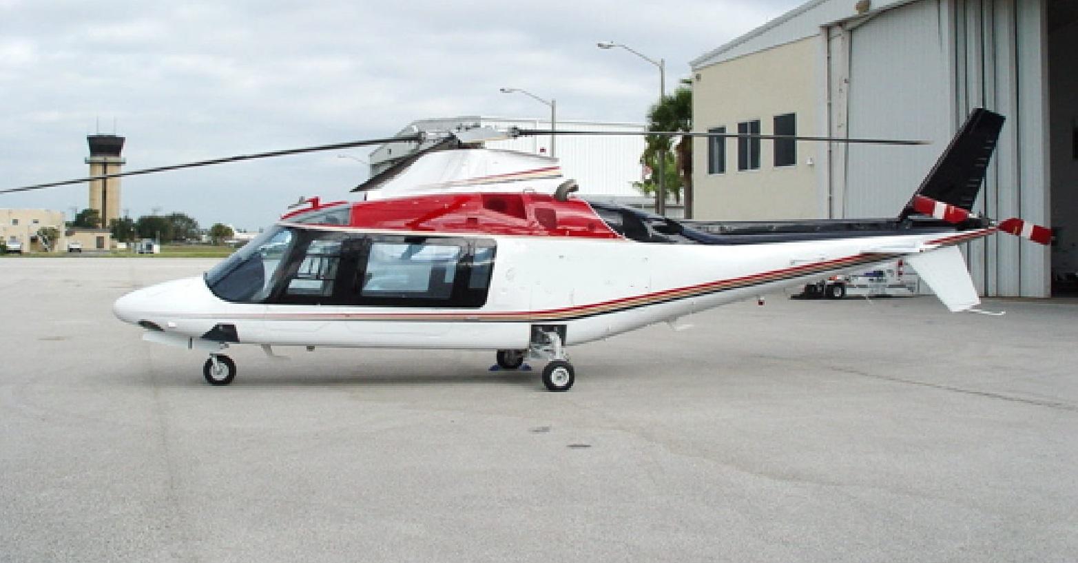 Aircraft Listing - Agusta A109AII listed for sale