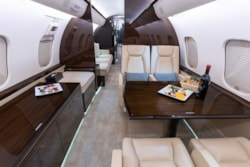 Private jet for sale charter: 2012 Bombardier Global 5000 long range heavy jet