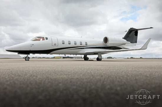 Private jet for sale charter: 2008 Learjet 60XR midsize jet