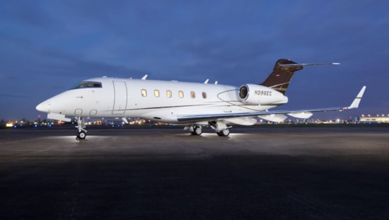 Private jet for sale charter: 2010 Bombardier Challenger 300 super-midsize jet