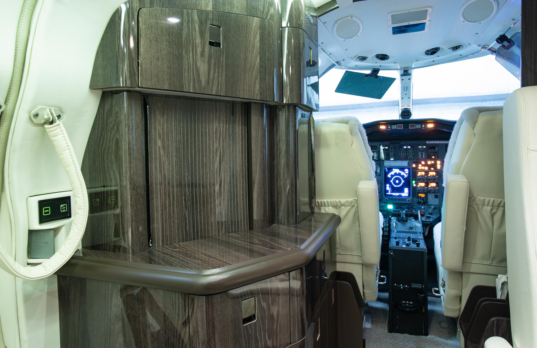 Citation V Ultra interior