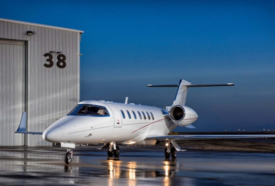 Private jet for sale charter: 2008 Bombardier Learjet 40XR light jet
