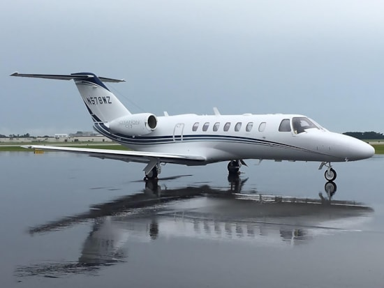 Private jet for sale charter: 2013 Cessna Citation CJ3 light jet