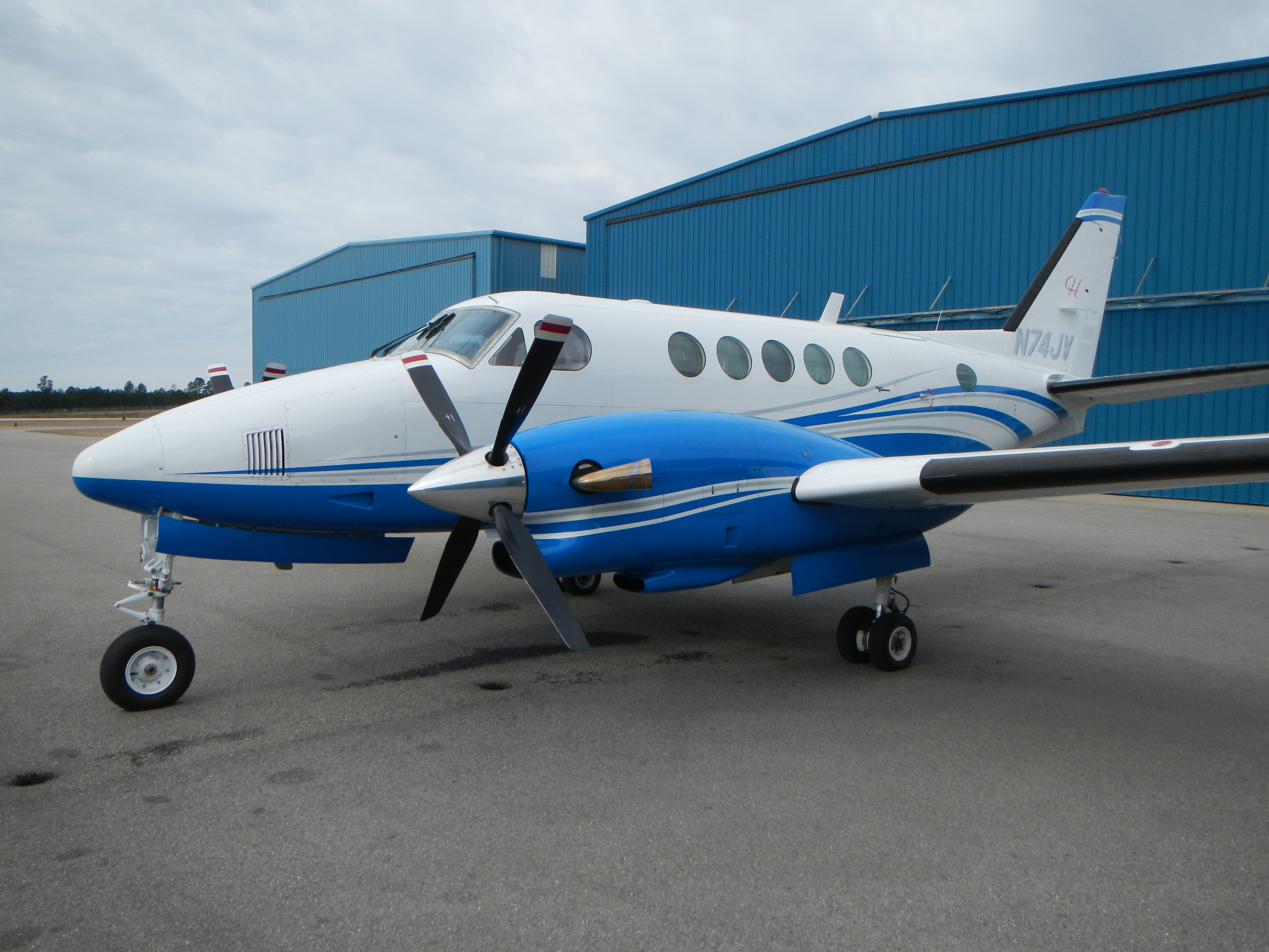 Aircraft Listing - King Air 100 listed for sale