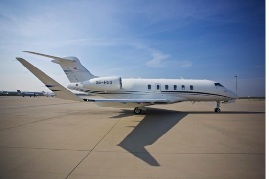 Private jet for sale charter: 2015 Bombardier Challenger 350 super midsize jet