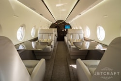 Private jet for sale charter: 2014 Gulfstream G280 super-midsize jet
