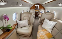 Private jet for sale charter: 2010 Gulfstream G150 midsize jet