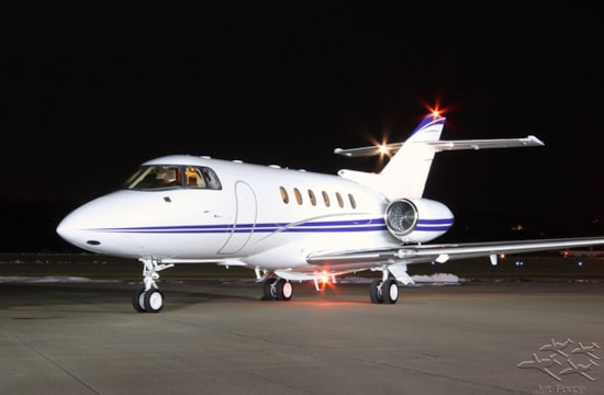 Private jet for sale charter: 2002 Hawker 800XP midsize jet