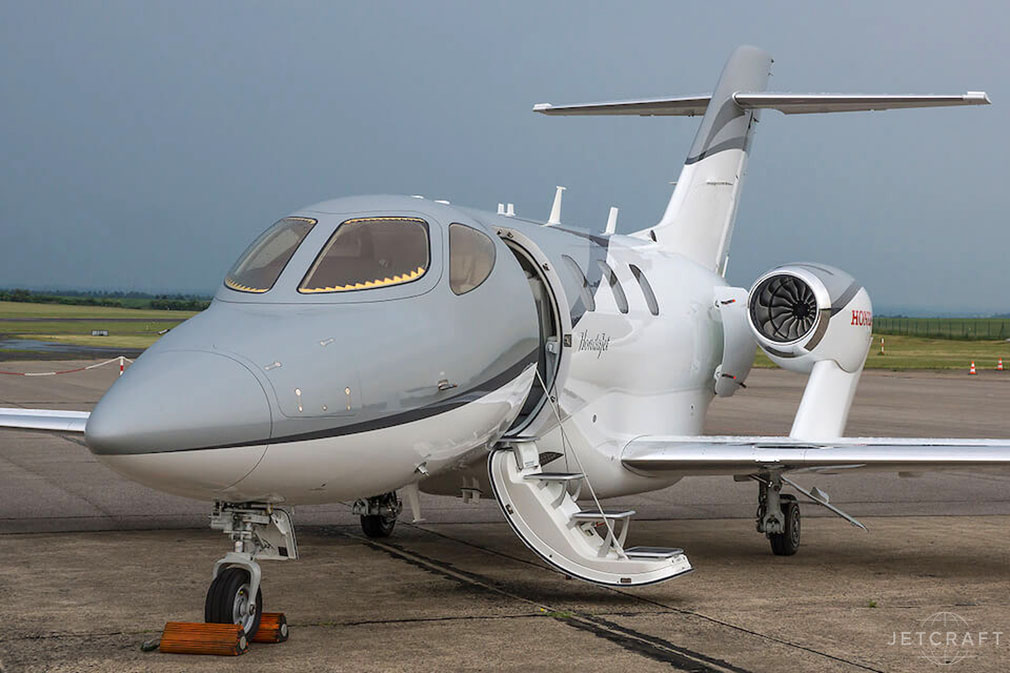 private jet honda  sale globalaircom