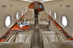 Interior Hawker 850XP For Sale
