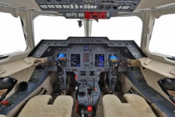 Cockpit Hawker 850XP For Sale